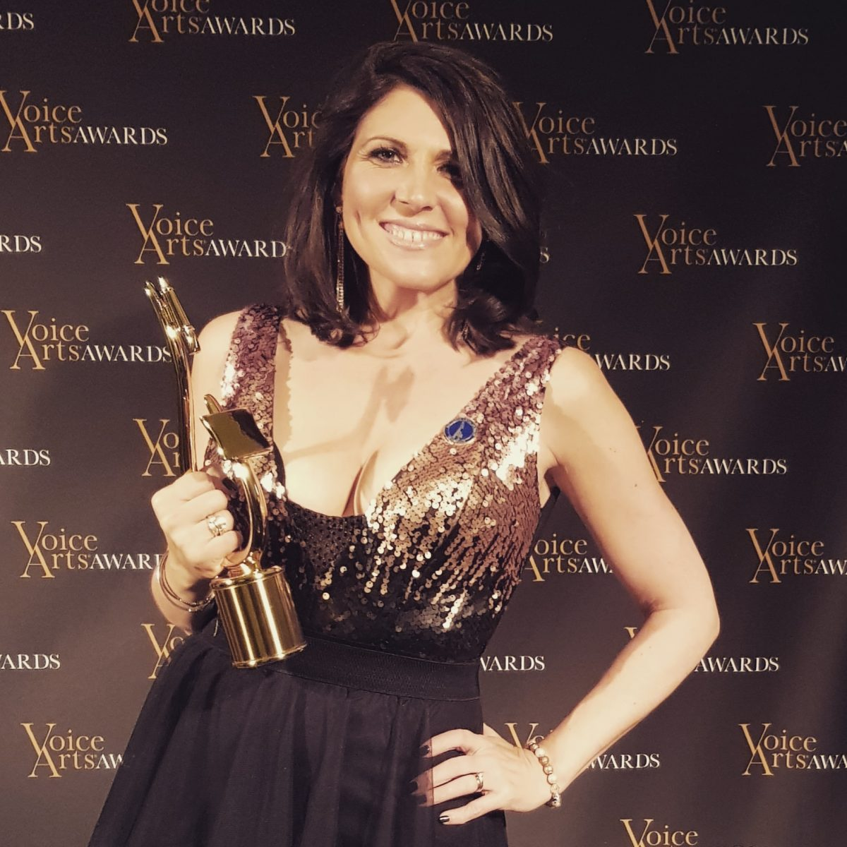 voice actor award